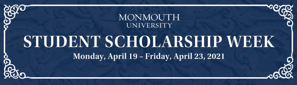 Banner Image for Student Scholarship Week 2021