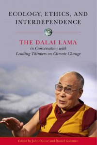 Photo image of book cover for Ecology, Ethics, and Interdependence by His Holiness the XIV Dalai Lama