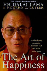 Photo image of book cover for The Art of Happiness by His Holiness the XIV Dalai Lama