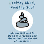 Photo image of Healthy Mind, Healthy Soul event flyer - click or tap to view and download