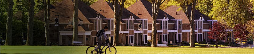 Monmouth University Owned Sponsored Housing Residential Life