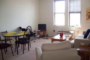 Another view of Pier Village living room