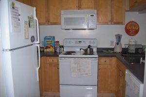 View of Pier Village kitchen area