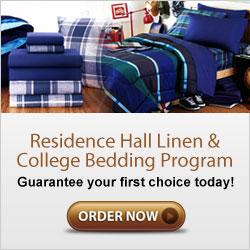 Resident Hall Linens Logo