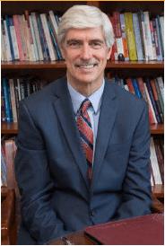 Photo of John Henning, Dean of the School of Education