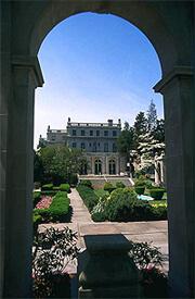 Erlanger Gardens Fountain Arch