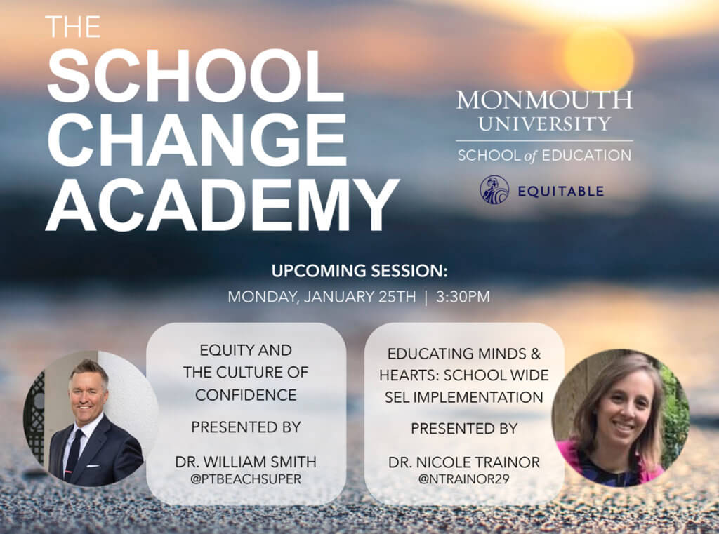 Inaugural Session of the School Change Academy at Monmouth University: Click for detailed view and download