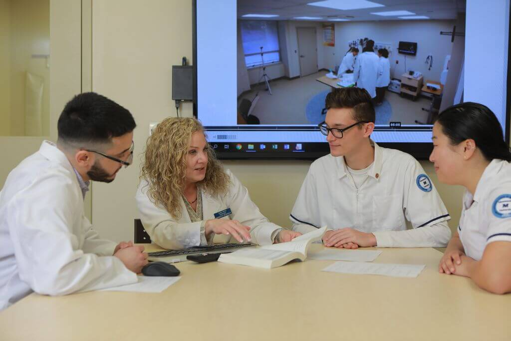 Nursing Simulation Lab | School of Nursing and Health