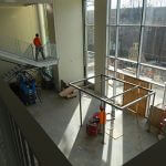 Click to View Science Building Construction Photo
