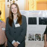 Click to View Photo: Students present their research