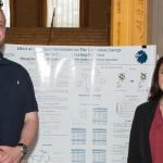 Click to View 2015 Student Research Conference Photo of Michael DeFilippo and Katlynn Muratore