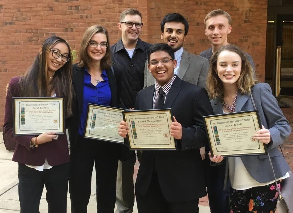 20th Undergraduate Research Symposium at UMBC