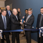 Click to View New MU Science Building Ribbon Cutting Ceremony Photo 21