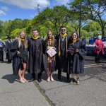 School of Science 2019 Undergraduate Commencement Photo 56