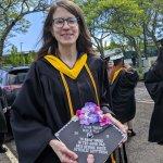 School of Science 2019 Undergraduate Commencement Photo 43