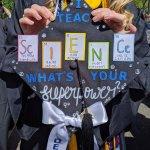 School of Science 2019 Undergraduate Commencement Photo 34