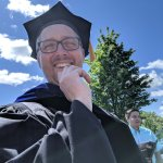 School of Science 2019 Undergraduate Commencement Photo 20