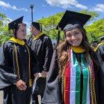 School of Science 2019 Undergraduate Commencement Photo 7
