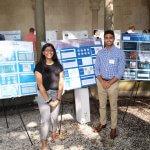 Photo of students Anadi Saini, Ryan Terrany (Mack Lab)