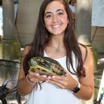 Photo of student Christiana Popo (Sterrett Lab)