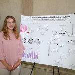 Photo of student Danielle Guillen (Ouellett Lab)