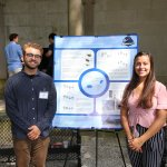 Photo of students David Grossi, Jesse Bragger (Phifer-Rixey Lab)