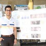 Photo of student Medhi Husaini (Kubera Lab)