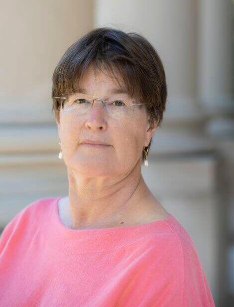 Photo of Dr. Catherine Duckett