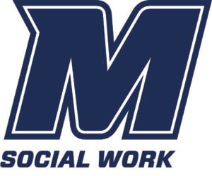 Graphic Image for School of Social Work at Monmouth University