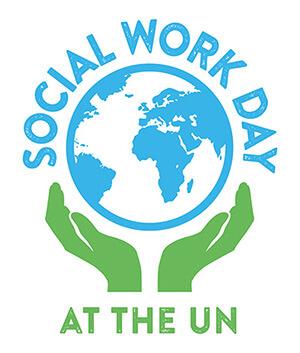 Social Work Day at UN - 2017 Logo