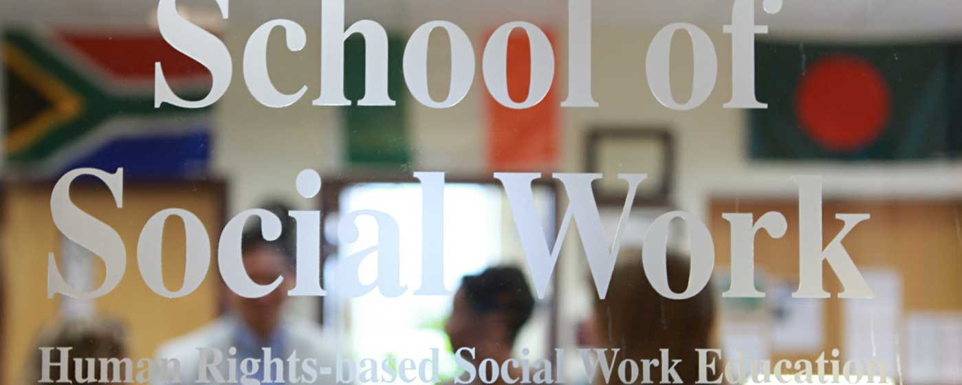 School of Social Work - School of Social Work | Monmouth University