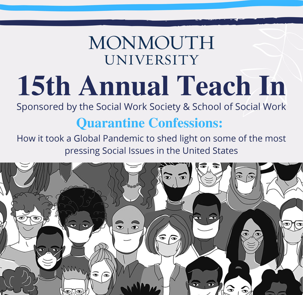 Graphic image of 15 Annual Social Work Teach-in