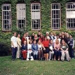 Click to View Monmouth University Study Abroad England Fall 2001 Yearbook Photo