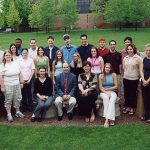 Click to View Monmouth University Study Abroad England Fall 2002 Yearbook Photo