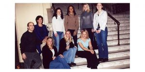 Click to View Monmouth University Study Abroad England Spring 2002 Yearbook Photo