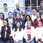 Click to View Monmouth University Study Abroad England Fall 2003 Yearbook Photo