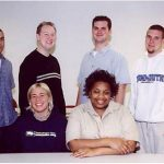 Click to View Image for Monmouth University Study Abroad Australia Fall 20003 Student Group