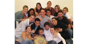 Click to View Monmouth University Study Abroad England Fall 2004 Yearbook Photo