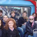 Click to View Monmouth University Study Abroad England Spring 2004 Yearbook Photo