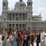 Click to View MU Study Abroad Spain Summer 2006 Yearbook Photo