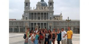 Click to View MU Study Abroad Spain Yearbook Photo