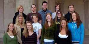 Click to View Image for Monmouth University Study Abroad Australia Spring 20007 Student Group