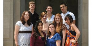 Click to View MU Study Abroad Yearbook Photo Italy Fall 2008