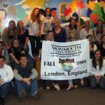 Click to View Monmouth University Study Abroad England Fall 2009 Yearbook Photo