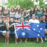 Click to View Image for Monmouth University Study Abroad Australia Fall 2010 Student Group