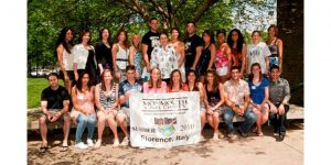 Click to View Image of MU Study Abroad Yearbook Photo Italy Summer 2010