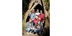 Click to View Image for Monmouth University Study Abroad Australia Fall 2011 Student Group