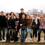 Click to View Monmouth University Study Abroad England Spring 2011 Yearbook Photo