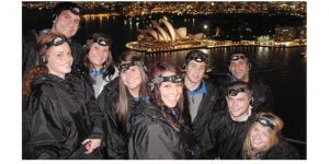 Click to View Image for Monmouth University Study Abroad Australia Spring 2011 Student Group