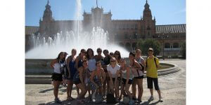 Click to View MU Study Abroad Spain Summer 2011 Yearbook Photo